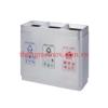 Thùng rác inox 3 ngăn phân loại rác A99