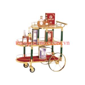 xe chở rượu - phục vụ rượu VB-R9
