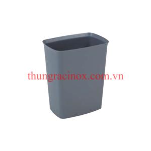 thùng rác văn phòng bằng nhựa VB-VP7